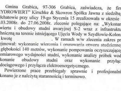 Referencje Grabica